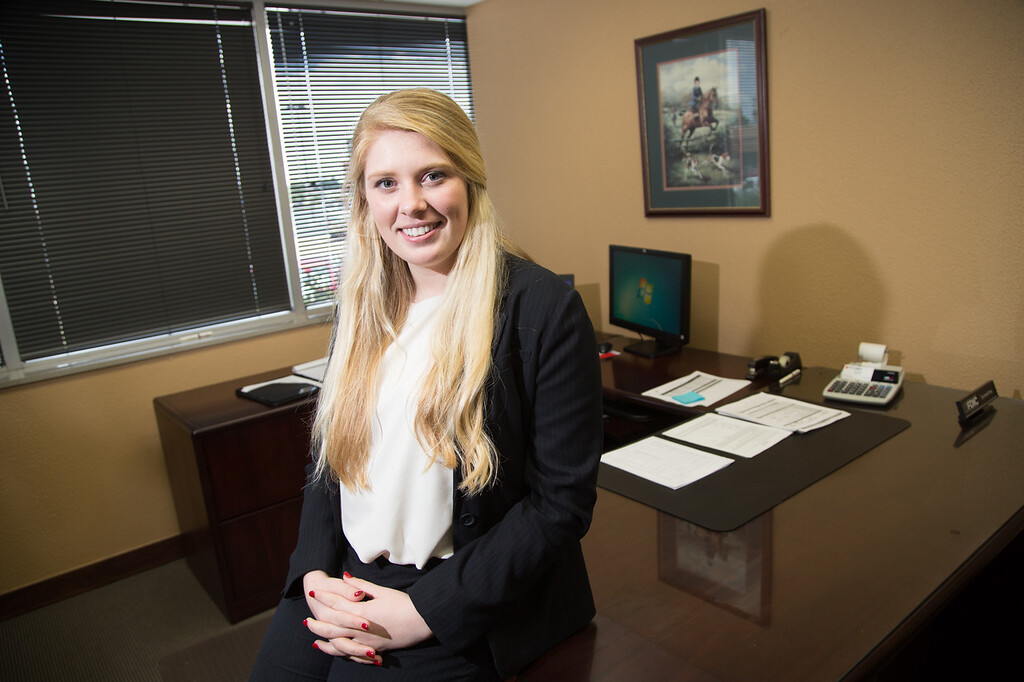 Samantha Hutchison is interning with First United Bank at 6000 S. Western Ave. in Oklahoma City, OK.
