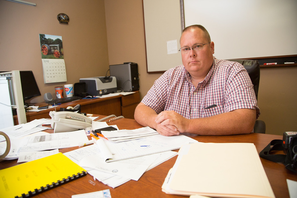 Bob Ernst is city manager of Perkins, OK.