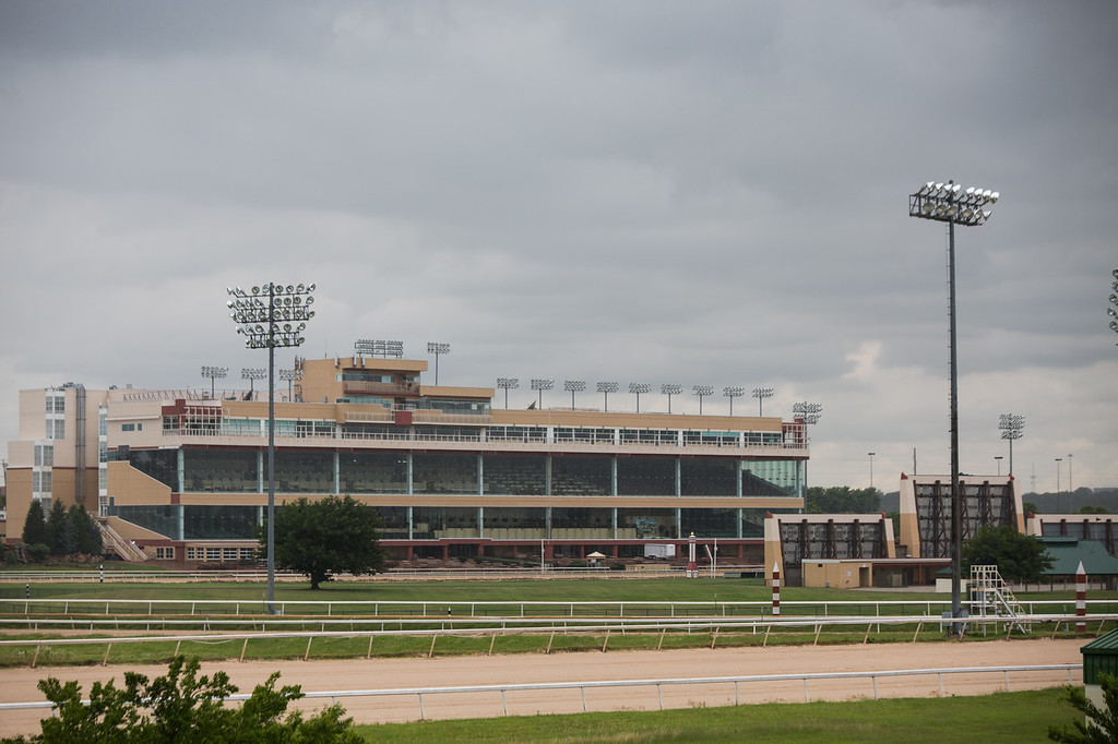 Remington Park in Oklahoma CIty, OK.