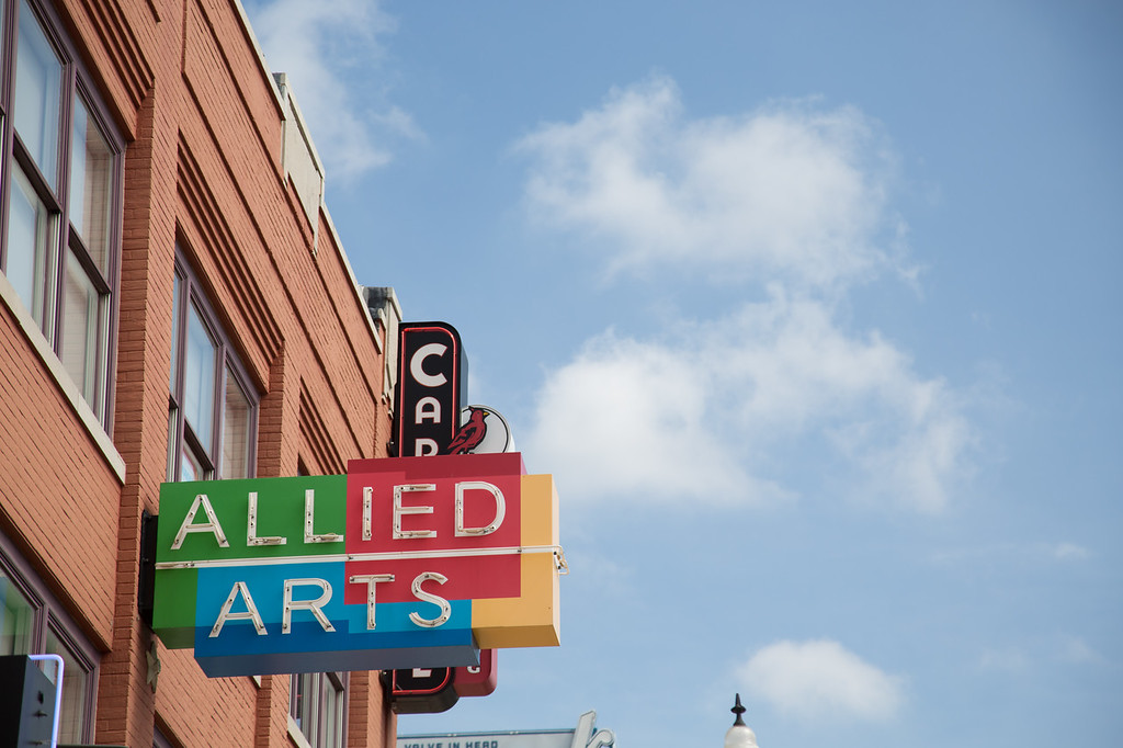 Allied Arts in Oklahoma City, OK.