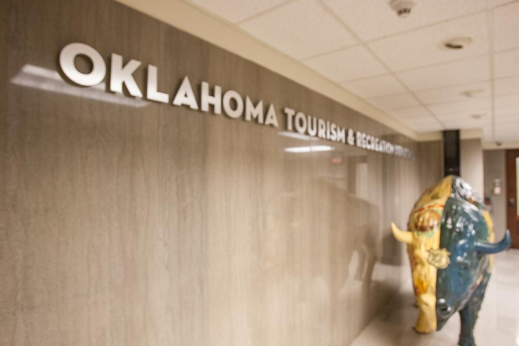 Several state offices, including The Oklahoma Tourism and Recreation Department are facing an uncertain future at the First National Center in downtown Oklahoma City.