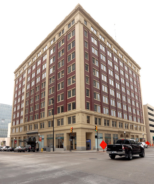 The midstates Petroleum offices located in the Kennedy Building in downtown Tulsa.