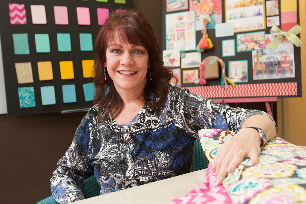 Joni Maggridge is Craft Coordinator for Hobby Lobby in Oklahoma CIty.