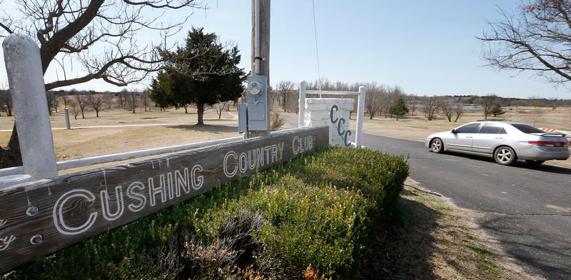 The Cushing Country Club.