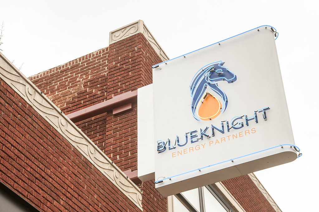 Blue Knight Energy Partners located in downtown Oklahoma City, OK.