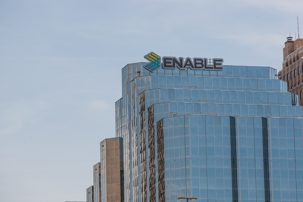 Enable Midstream in Oklahoma City, OK.