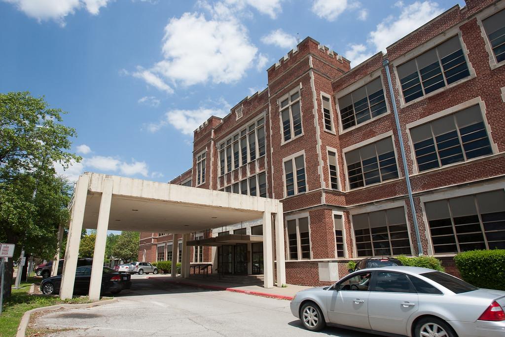 The Oklahoma City Public School Board at 900 N Klein in Oklahoma City.