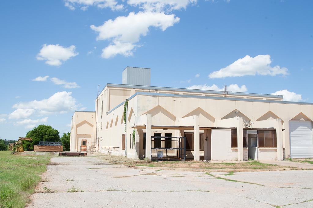 Kerr-McGee Corp.'s Cimarron Fuel Facility near Cimirron City, OK.