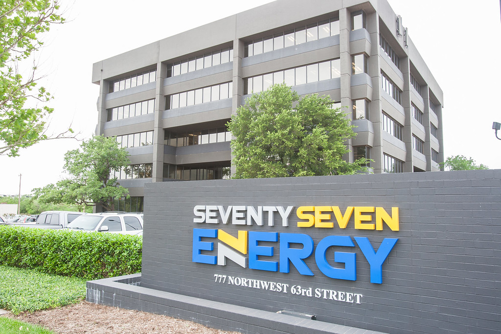 Seventy Seven Energy in Oklahoma City, OK.
