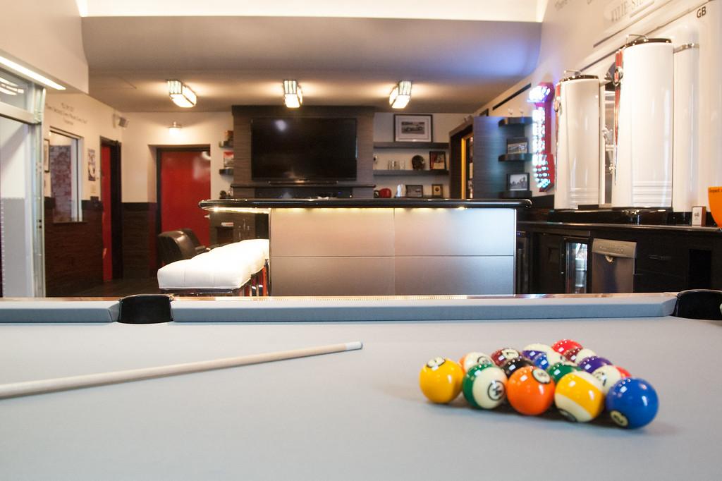 Devoloper Chip Fudge's personal space at 800 W Sheridan in Oklahoma City.