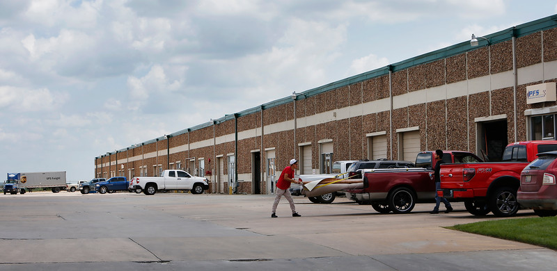 A segment of the Expressway Center in Tulsa that recently sold.<br /> <br /> Kirby will have specifics on sale - 3709 S 73rd E ave