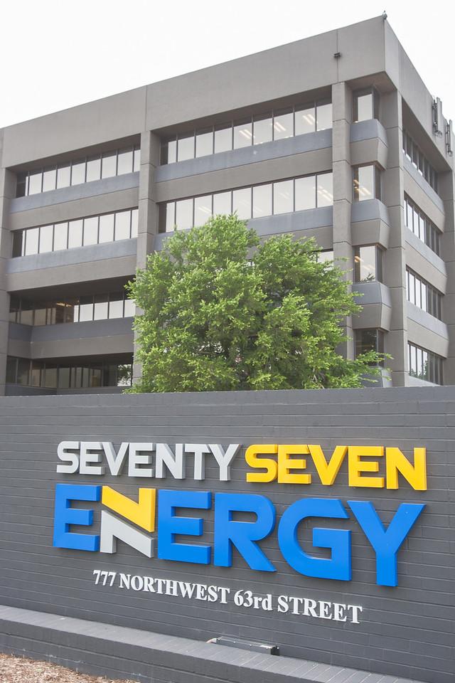 Seventy Seven Energy in Oklahoma City, OK.