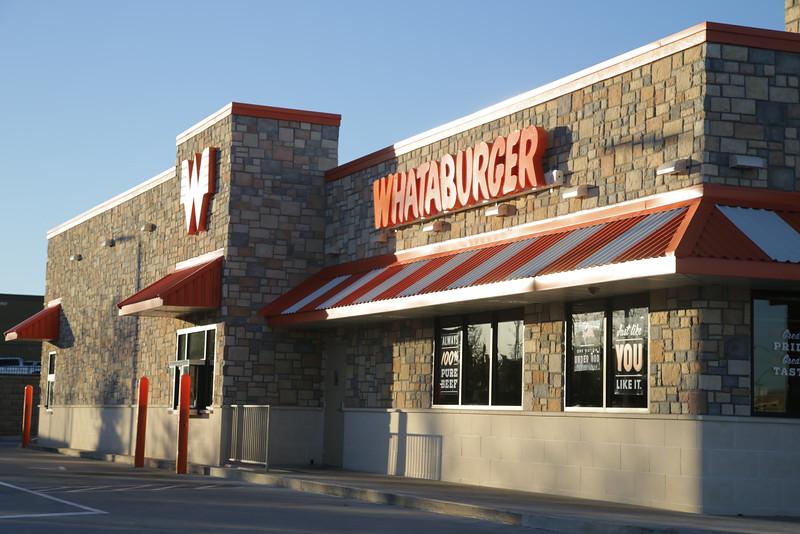 Waterburger at The Shoppes at Fox Lake in Edmond, OK.