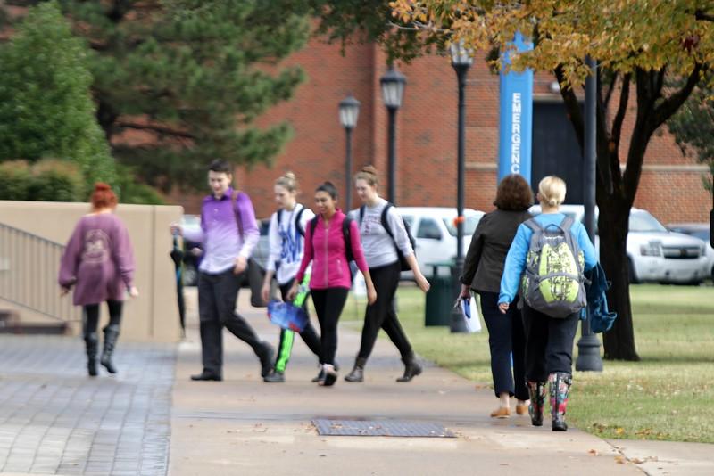 The main campus of Oklahoma City University in Oklahoma City.