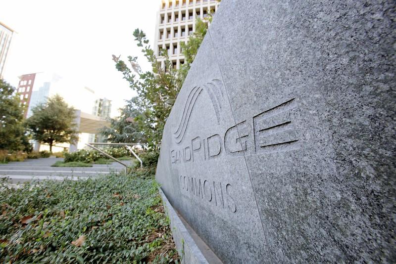 Sandridge Energy in downtown Oklahoma City, OK.