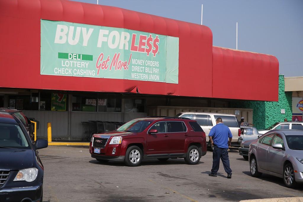Buy 4 Less at 23rd and MLK Blvd in Oklahoma City.