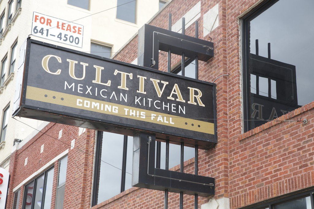 Cultivar Mexican Resturaunt is opening soon at 714 N Broadway in Oklahoma City, OK.