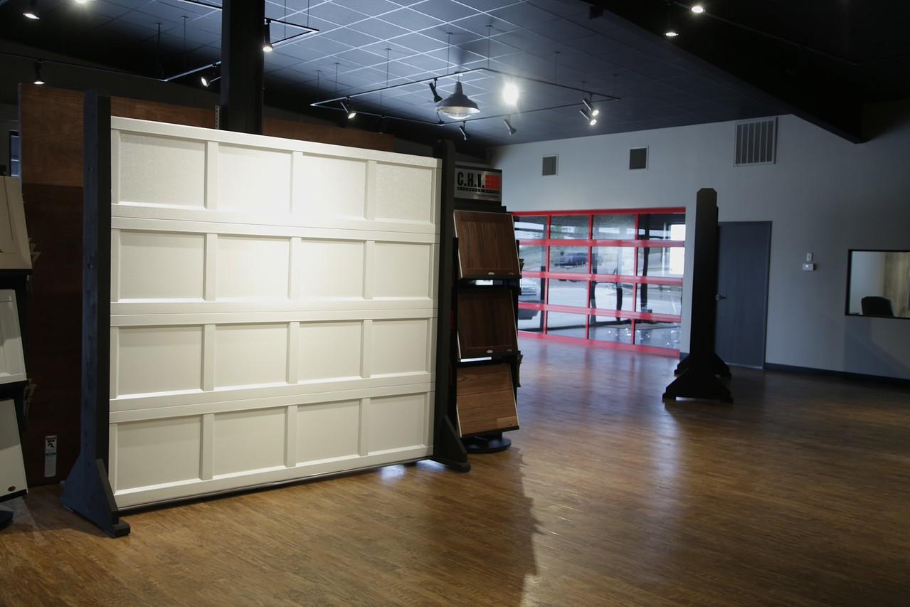 Trotter Garage and Home at 14000 N Santa Fe in Edmond, OK.