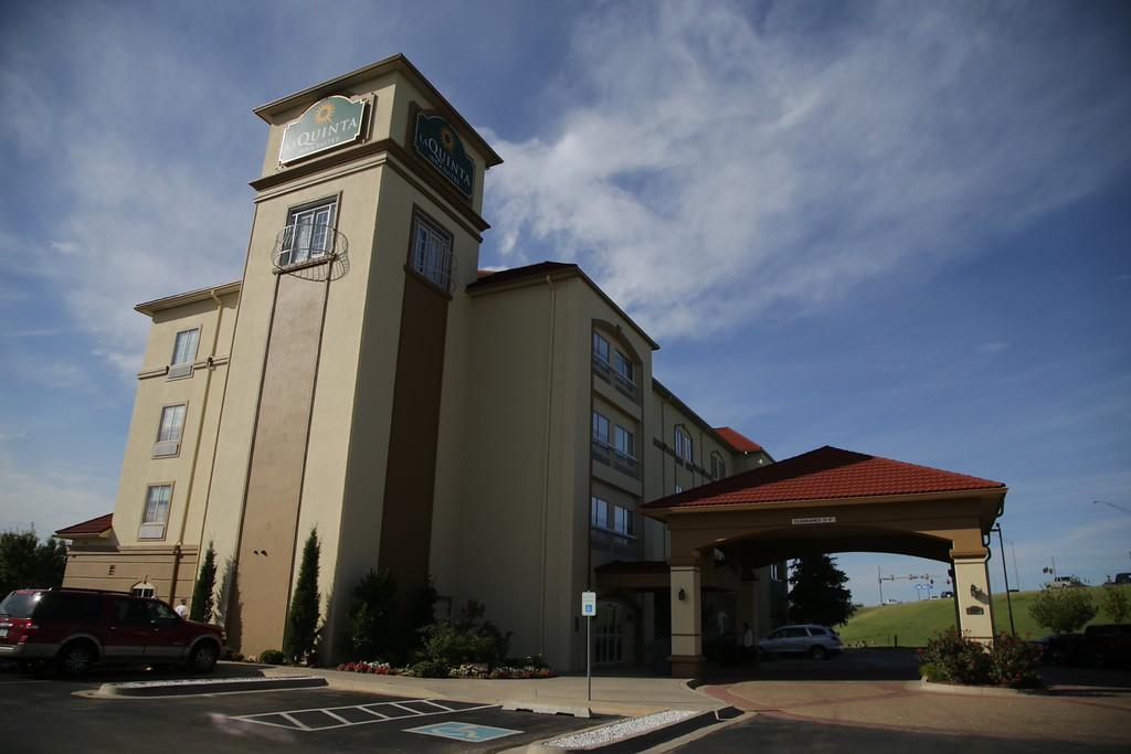 La Quinta Inns and Suites in Moore, OK.