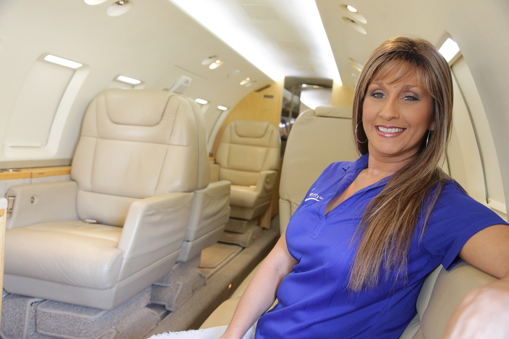 Candy Lovin is Charter Operations Manager for Private Jets Inc. at Wiley Post Airport in Oklahoma City, OK.