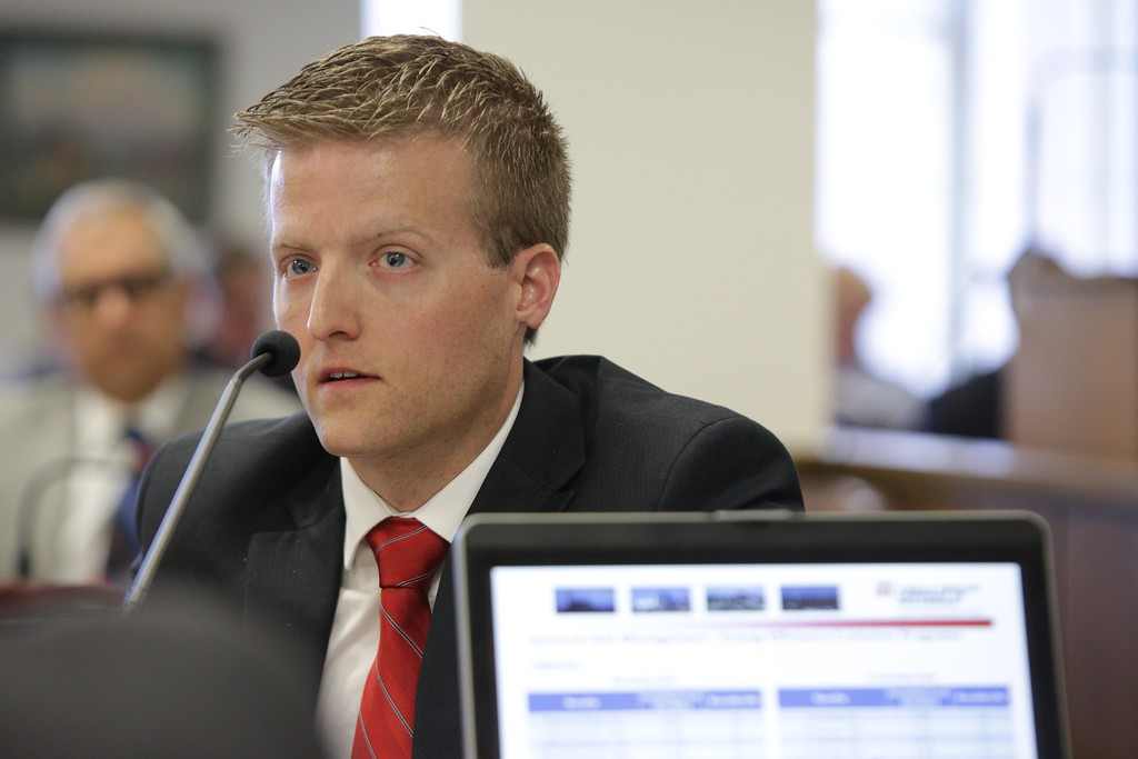 Ben Mears, resource planning analyst with PSO.