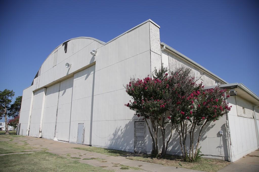 The Optimus Club gym building at 1005 Lexington Street in Norman, OK.