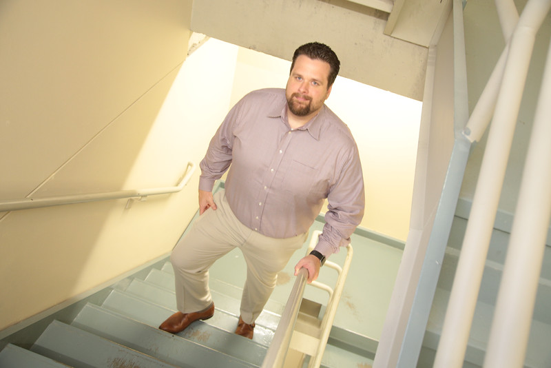 Darren Riddles, Business Manager of Oklahoma Tower located at 120 Park Ave in Oklahoma City, OK.