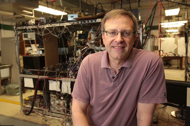 James Shaffer, Ph.d. is a proffesser in the University of Oklahoma's physics department.