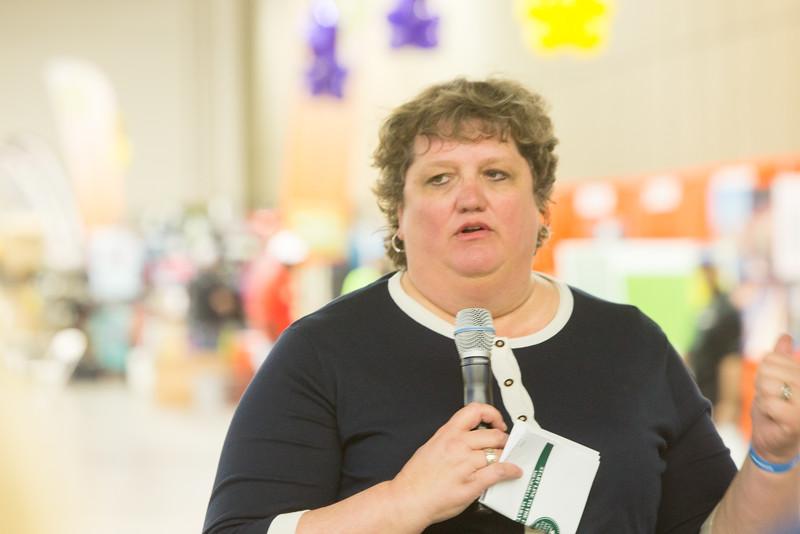 Keri Watkins, executive director of the Oklahoma City National Memorial and Museum.