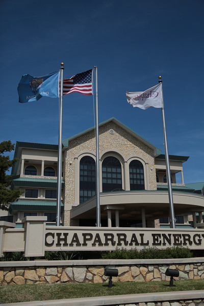 Chaparall Energy in Oklahoma City, OK.