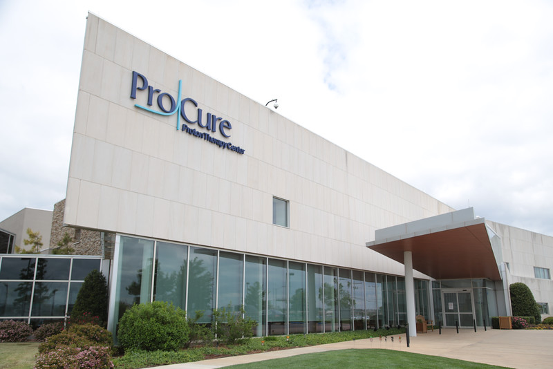 ProCure Proton Therapy located at 5901 W Memorial Road in Oklahoma City, OK.