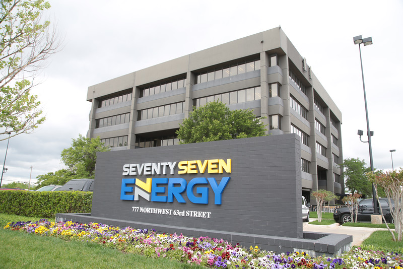 Seventy Seven Energy located at 777 NW 63rd Street in Oklahoma City, OK.