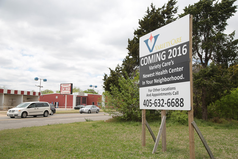 Variaty Care is building a new  facility at NW Britton Rd. and Walker Ave. in Oklahoma City.