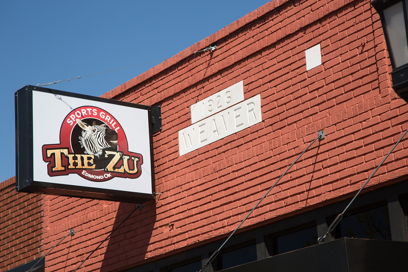 The Zu, a new sports bar and grill, has opened at 16 S Broadway in Edmond, OK.