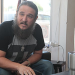 Jimmy Hendershot, owner of 23rd St. Vapes, said he would consider converting his business to serve medical marijuana clients if the petition gets on the ballot and is approved.