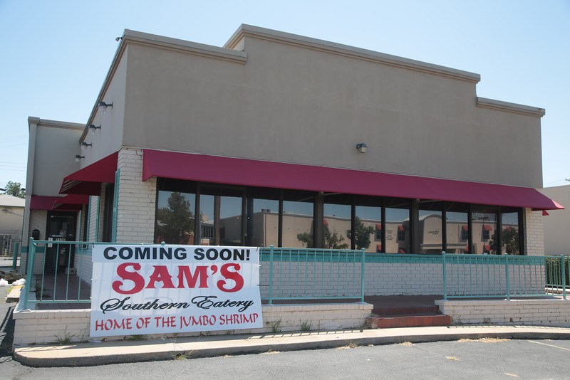 Sam's Southern Eatery is opening a new location at 2336 NW 23rd Street in Oklahoma City.