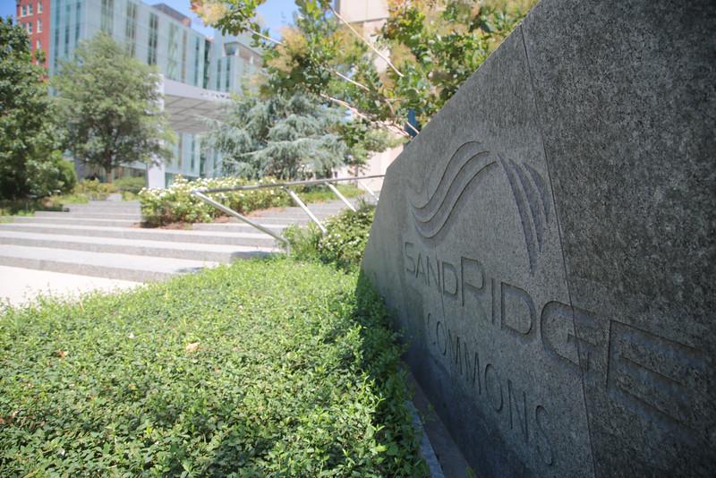Sandridge Energy located in Okahoma City, OK.