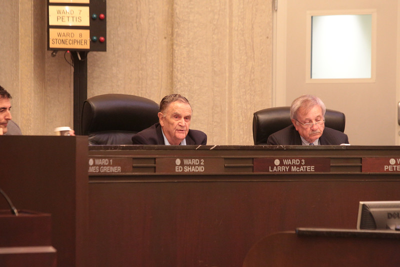A meeting of the City of Oklahoma City Council.