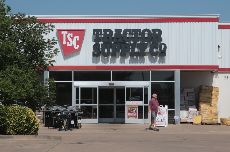 Tractor Supply Company in Edmond, OK.