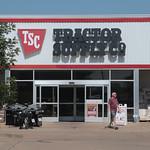 Tractor Supply Company in Edmond, OK.
