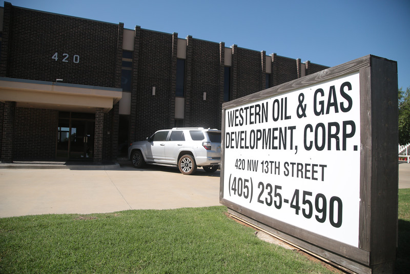 Western Oil and Gas Development Corp located at 420 NW 13th Street in Oklahoma City, OK.