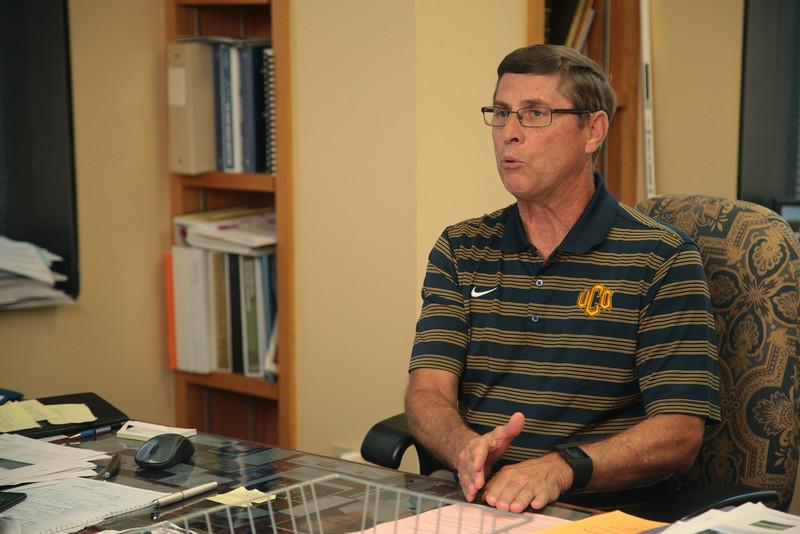 Randall Ross, Executive Director of the Oklahoma Accountancy Board.