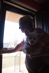 Sharon Chisum's home was damaged in a tornado in 2015 in southeast Oklahoma City. She is now unable to contact the contractor that repaired her home after complaining of poor and incomplete work.