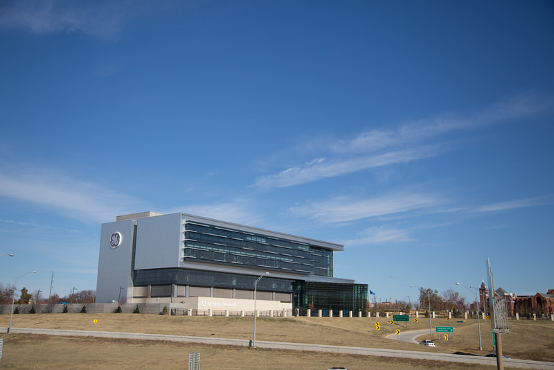 GE Oil and Gas Technology Center in Oklahoma City, OK.
