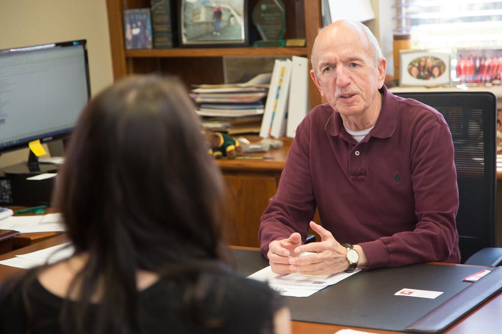Ken Moore, President of the Edmond Chamber of Commerce in Edmond, OK.