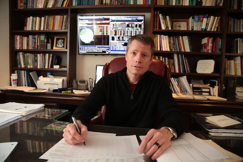 Todd Owens, CFA, President of Baker Asset Management in Oklahoma City, OK.