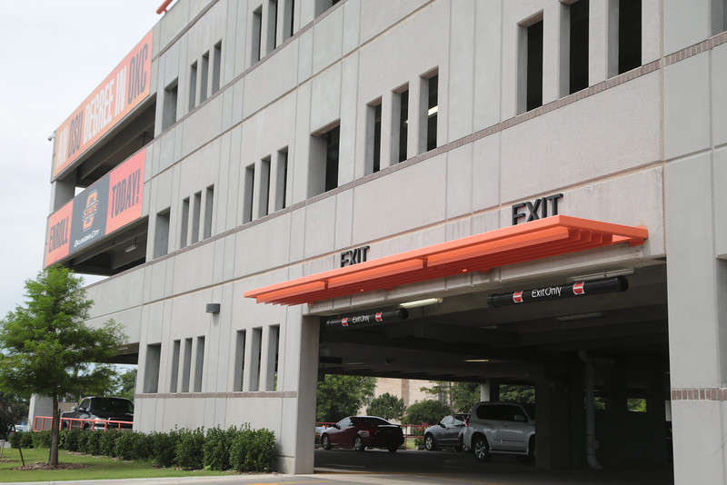 The Oklahoma Supreme Court has ruled that an OSU-OKC employee that was injured in the parking garage before clocking into work is eligiable for worker's compensation insurance benifits.