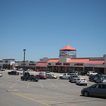 Chisolm Shopping Center located at 1901 N Garth Brooks Blvd in Yukon, OK.