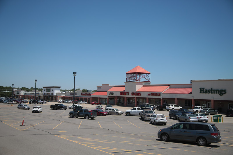 Chisolm Shopping Center located at 1901 N Garth Brooks Blvd in Yukon, OK.