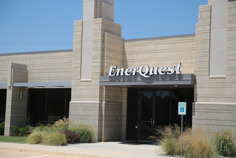 Enerquest Oil and Gas located at 12368 Market Drive in Oklahoma City, OK.